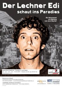 Plakat Lechner Edi