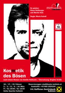 Kosmetik des Bösen @ Kultur Quartier Kufstein