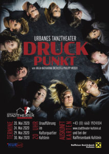 Tanztheater DruckPunkt 2020 @ Kultur Quartier Kufstein
